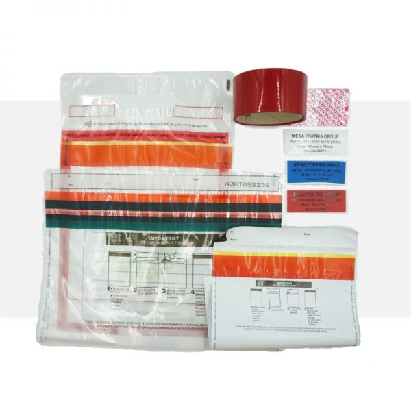 Tapes, Labels, Security Bags & ICAO STEB Bags